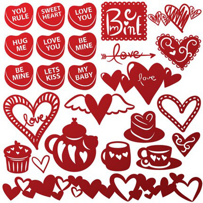 Valentines SVG Collection