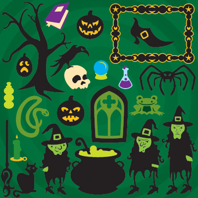Hazel's Wicked Witch Crafts SVG Collection